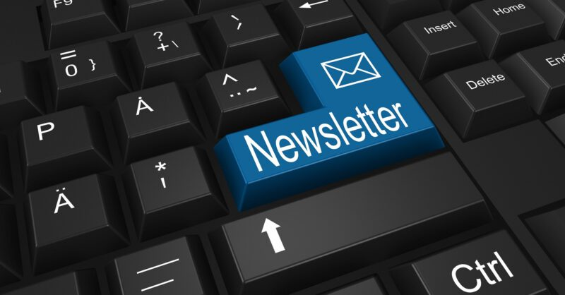 Newsletter sklepu i tańsze zakupy